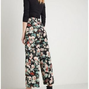 Long Canvas Trouser